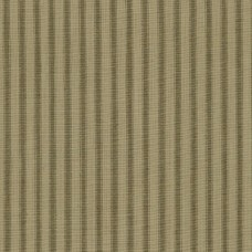 Homespun Fabric - A63 (Primitive Sage Ticking)