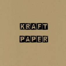 Kraft Paper - Text - 50 Sheets